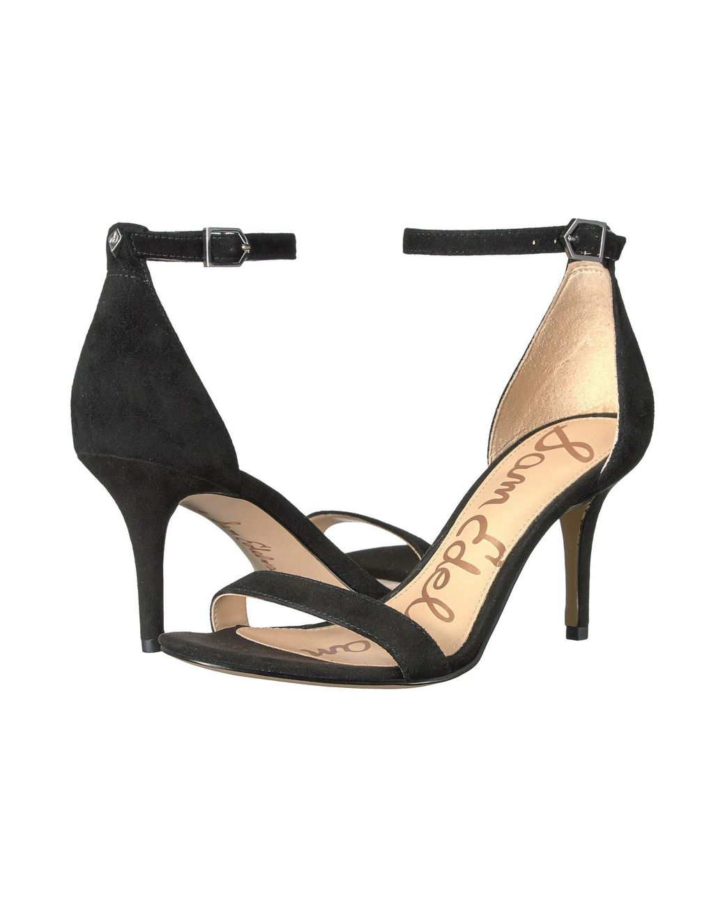 6401cfe3c Lyst - Sam Edelman Patti Dress Sandal in Black - Save 57%