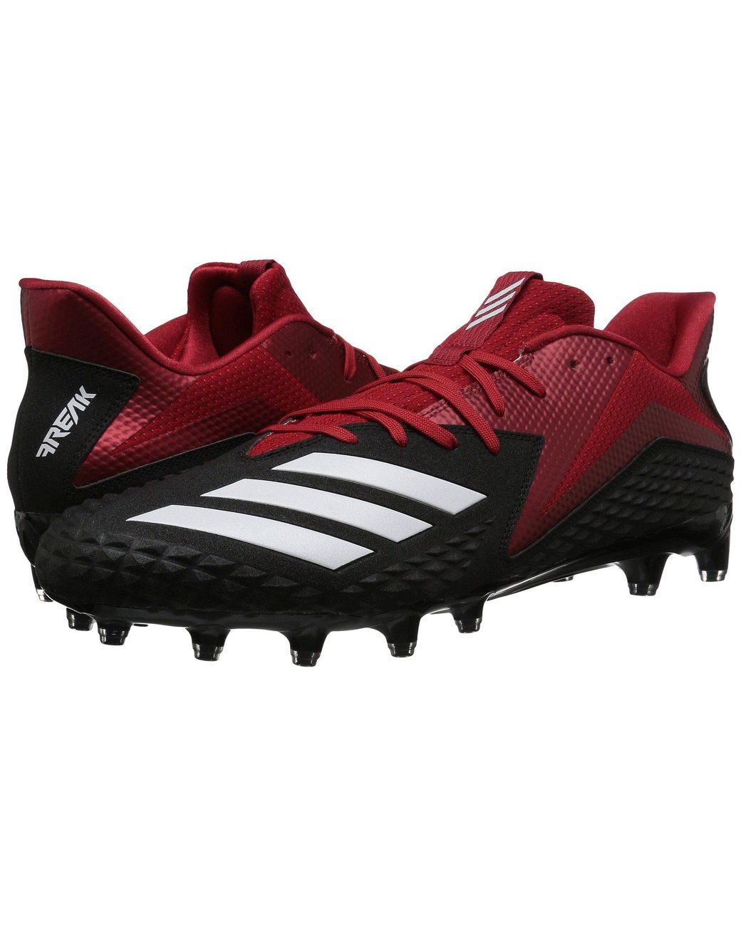 f3719b2af adidas Freak X Carbon Low in Red for Men - Save 8% - Lyst