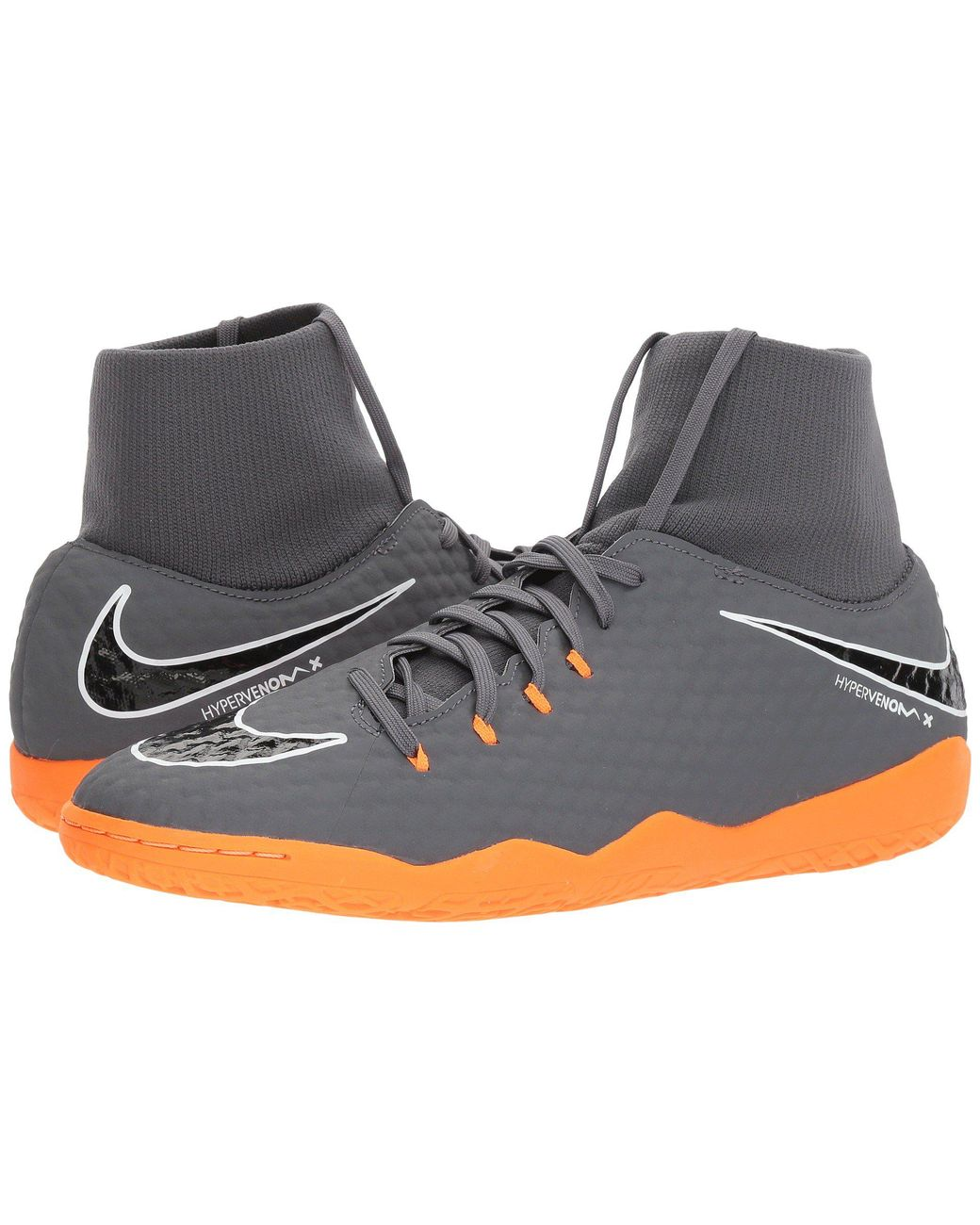37781c4201 Lyst - Nike Hypervenom Phantomx 3 Academy Dynamic Fit Ic in Gray for ...