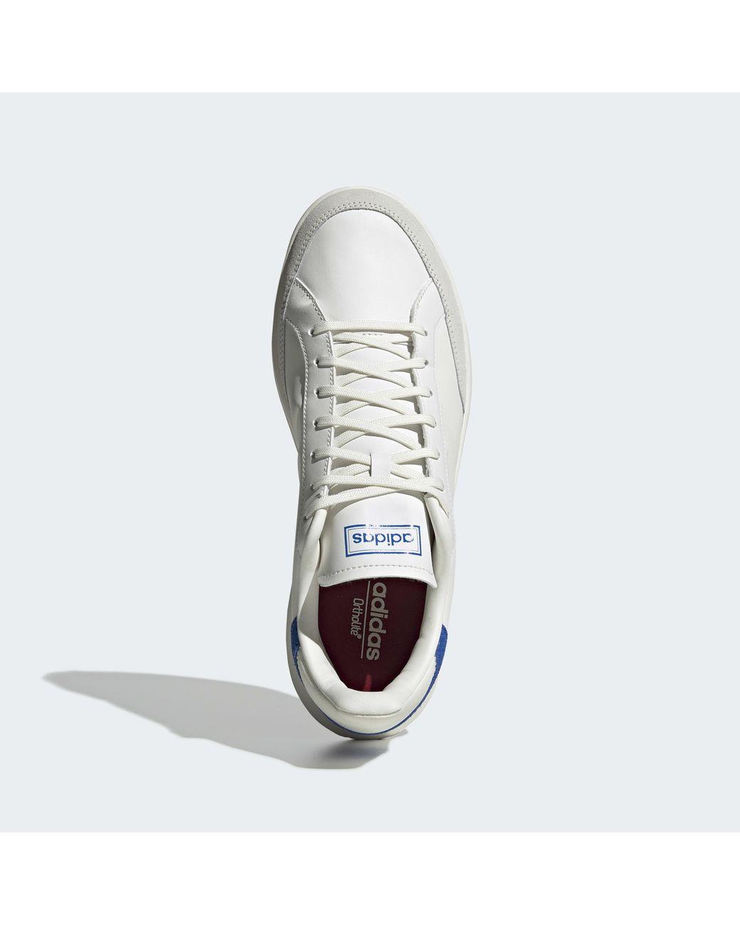 Herren Schuh in Lyst Weiß für adidas Netpoint wZTlOkXiPu