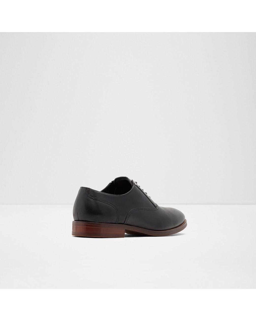ALDO Leather Gerawen in Black for Men