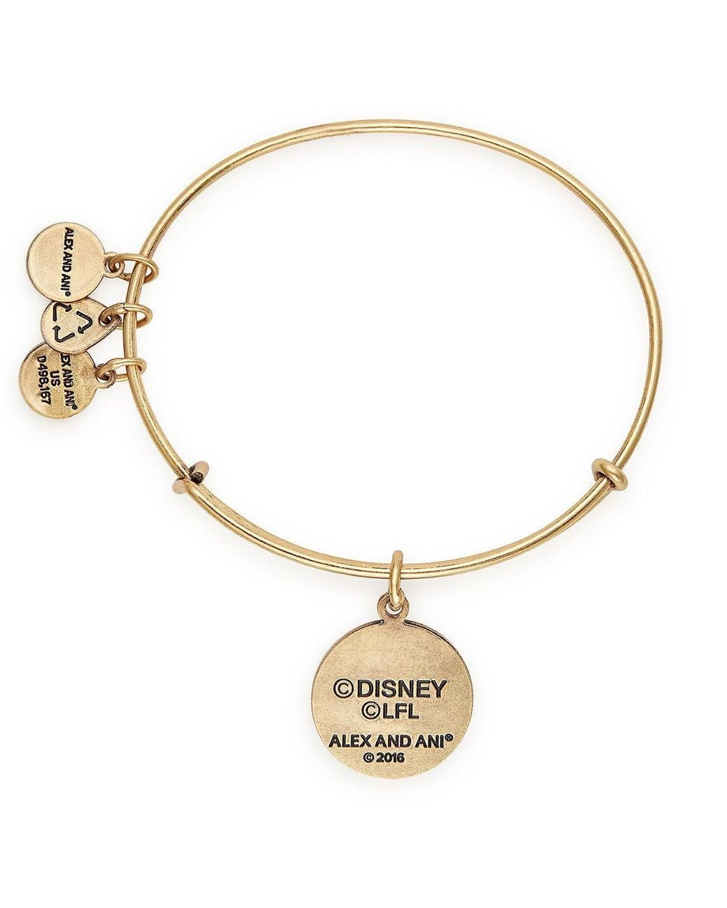 """Alex and Ani STAR WARS /""""Imperial/"""" ...Disney ..New in Package. Free Ship USA"""