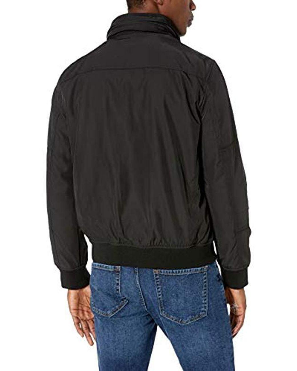 best loved pick up buy online Tommy Hilfiger Performance Bomber Jacket (regular And Big ...