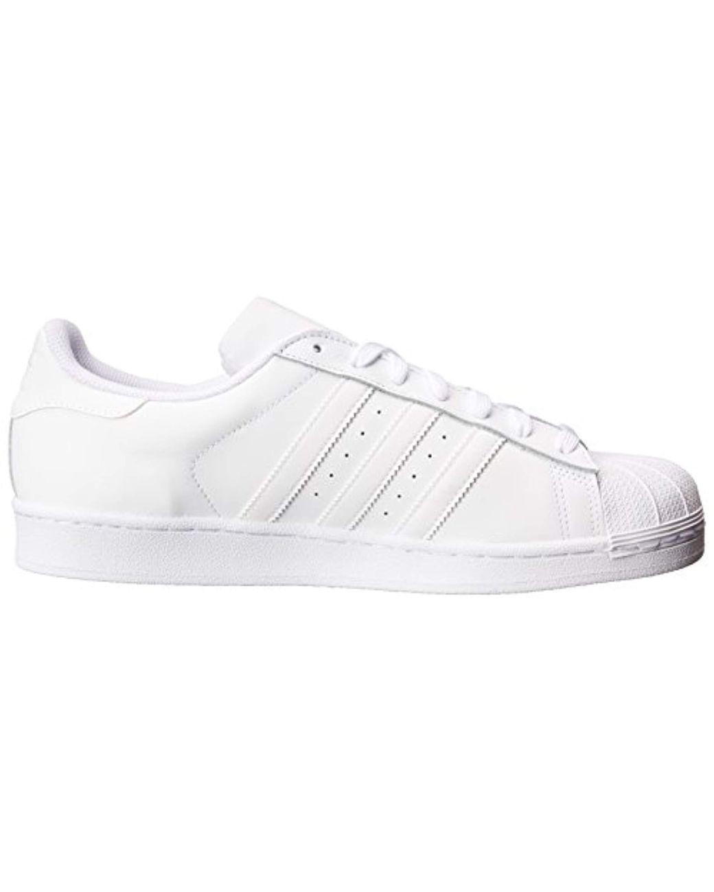 Men\u0027s White Superstar Sneaker