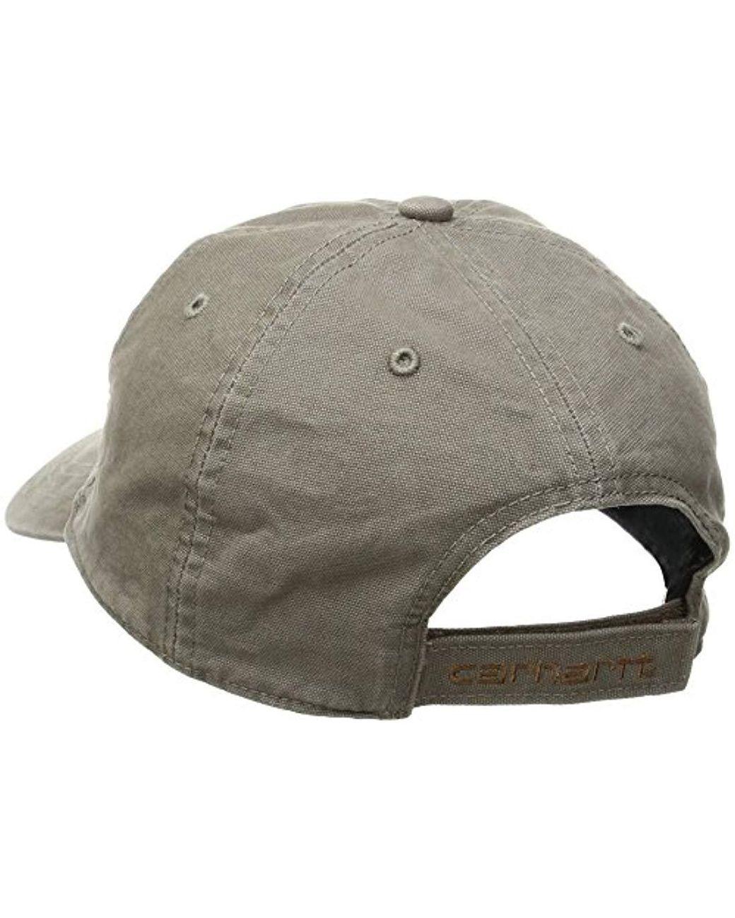 ced42e21d454e Carhartt Odessa Cap in Gray for Men - Lyst