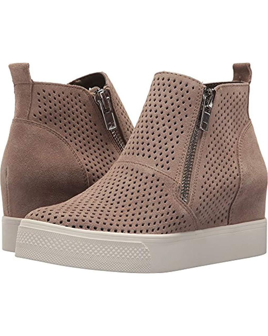 eee07e363d0 Women's Brown Wedgie-p Sneaker