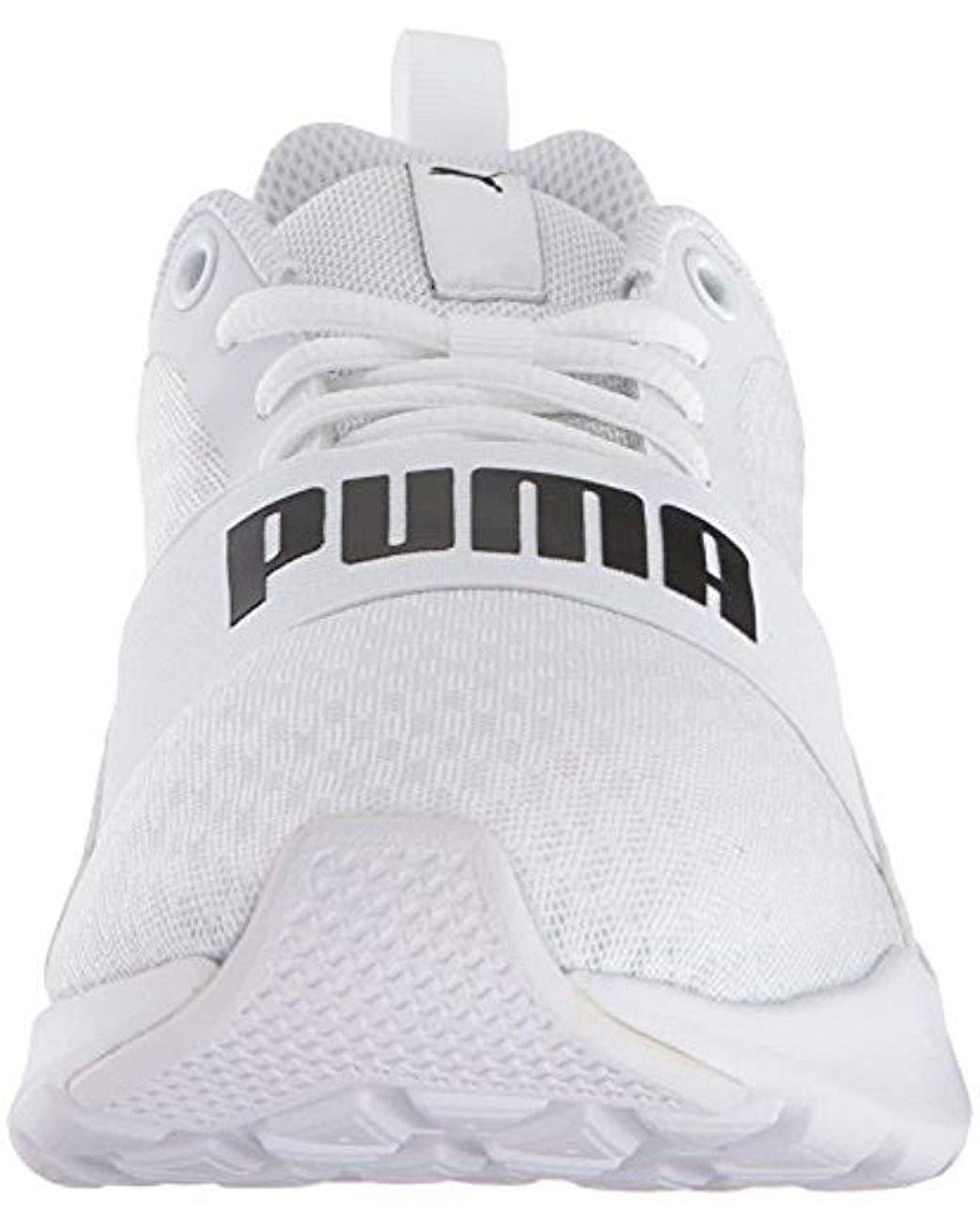 PUMA Enzo Women Men Oliver White Running Shoes Top Deals
