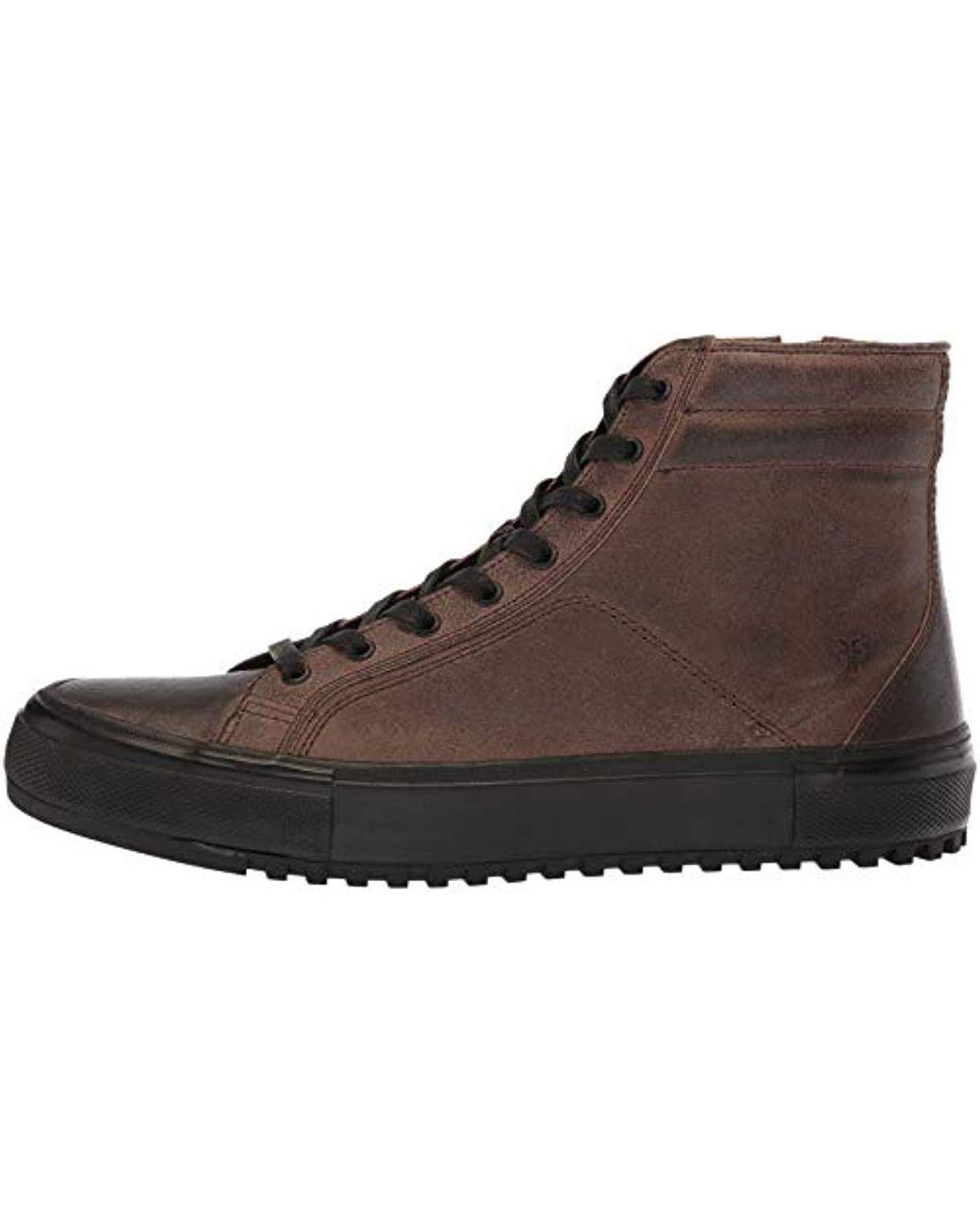 frye varick high top sneaker