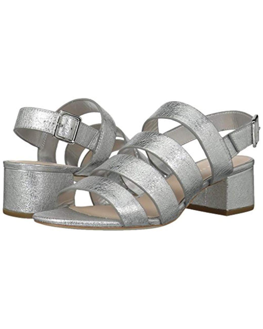 be00d78265343 Women's Mavis (crinkle Metallic) Heeled Sandal