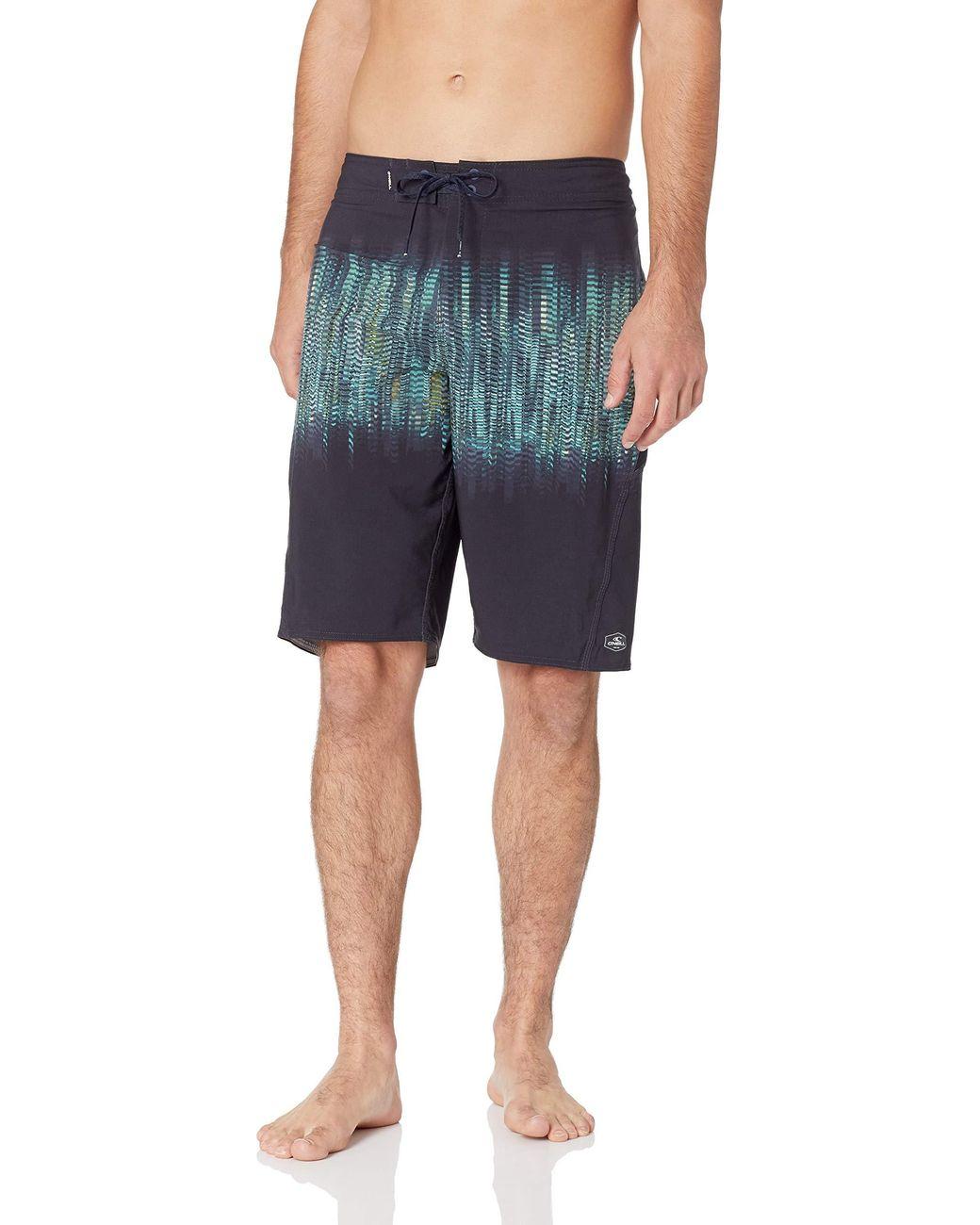 Yosemite Quick Dry Elastic Lace Boardshorts Beach Shorts Pants Swim Trunks Swimsuit with Pockets.