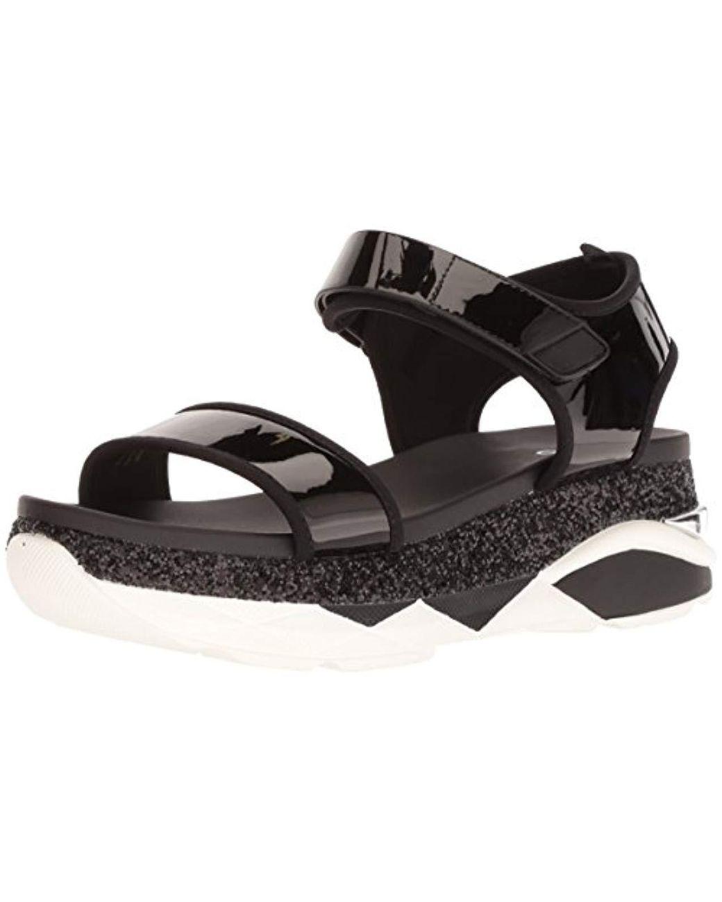 c5a709a827d Lyst - ALDO Zarella. Sport Sandal in Black