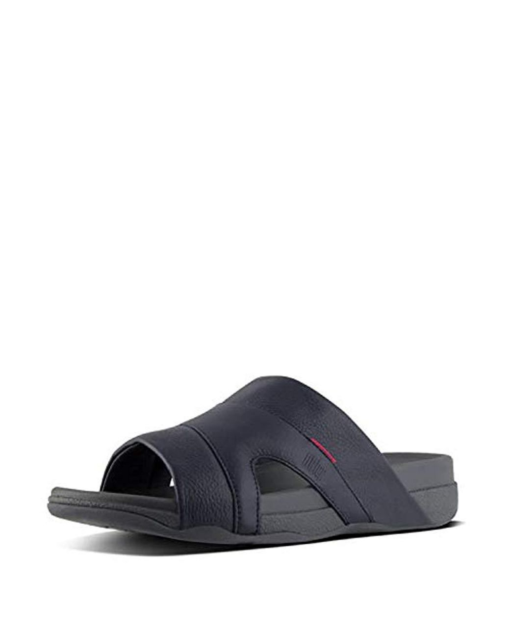 Sa Leather Fitflop Freeway In Pool Slide SUzpqMV
