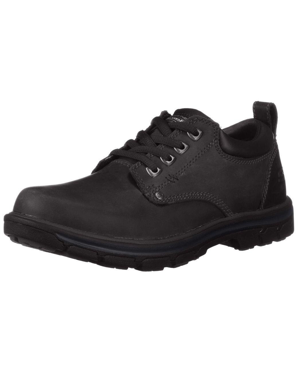 Skechers Leather S Segment Rilar 64260