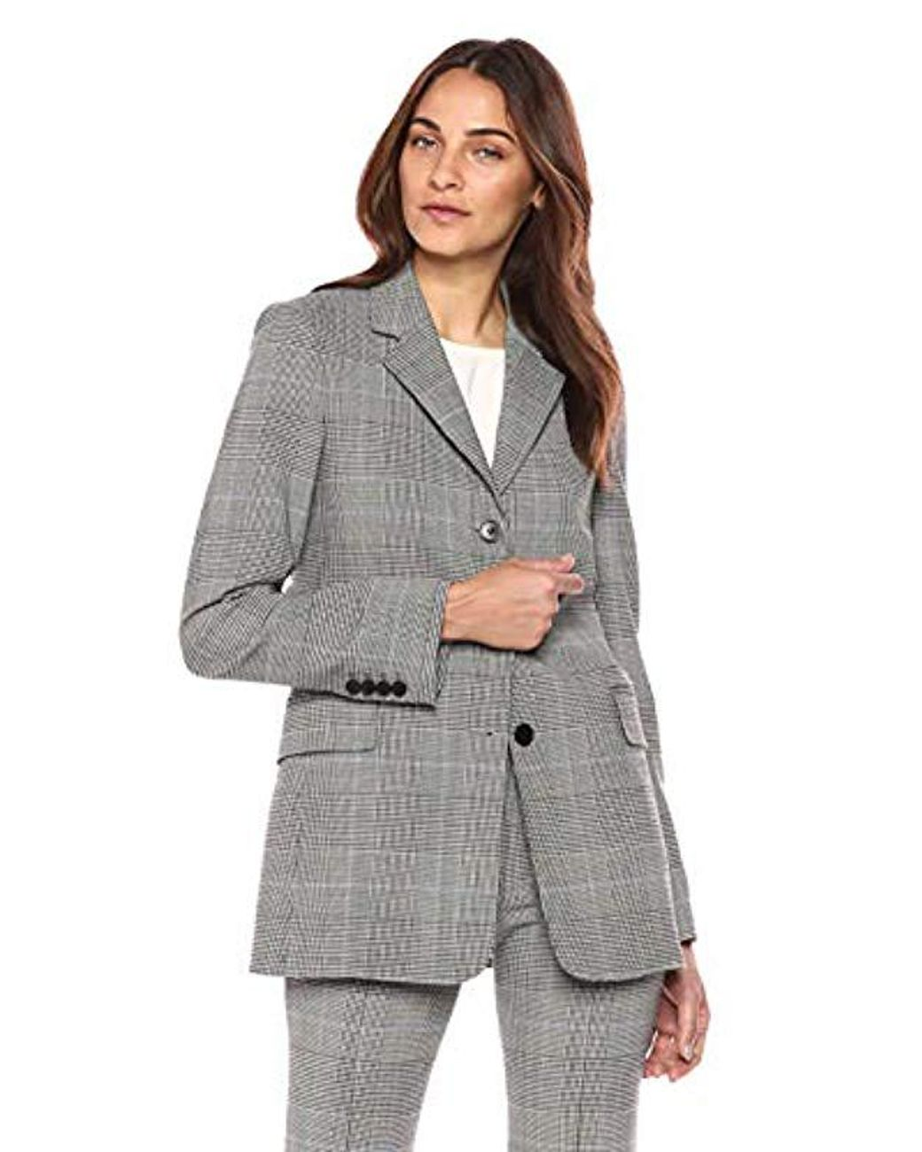 1ef48ca790 Theory Cardinal Jacket in Gray - Lyst