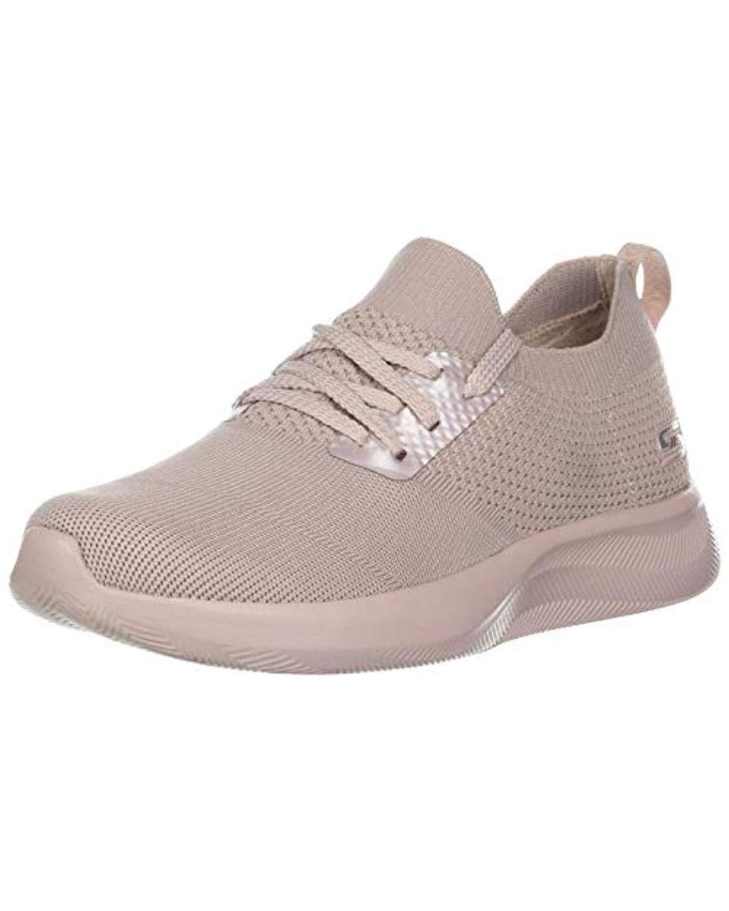 8e8802f36c32e Women's Bobs Squad 2. Sock Fit Slip On Engineered Knit Memory Foam Sneaker