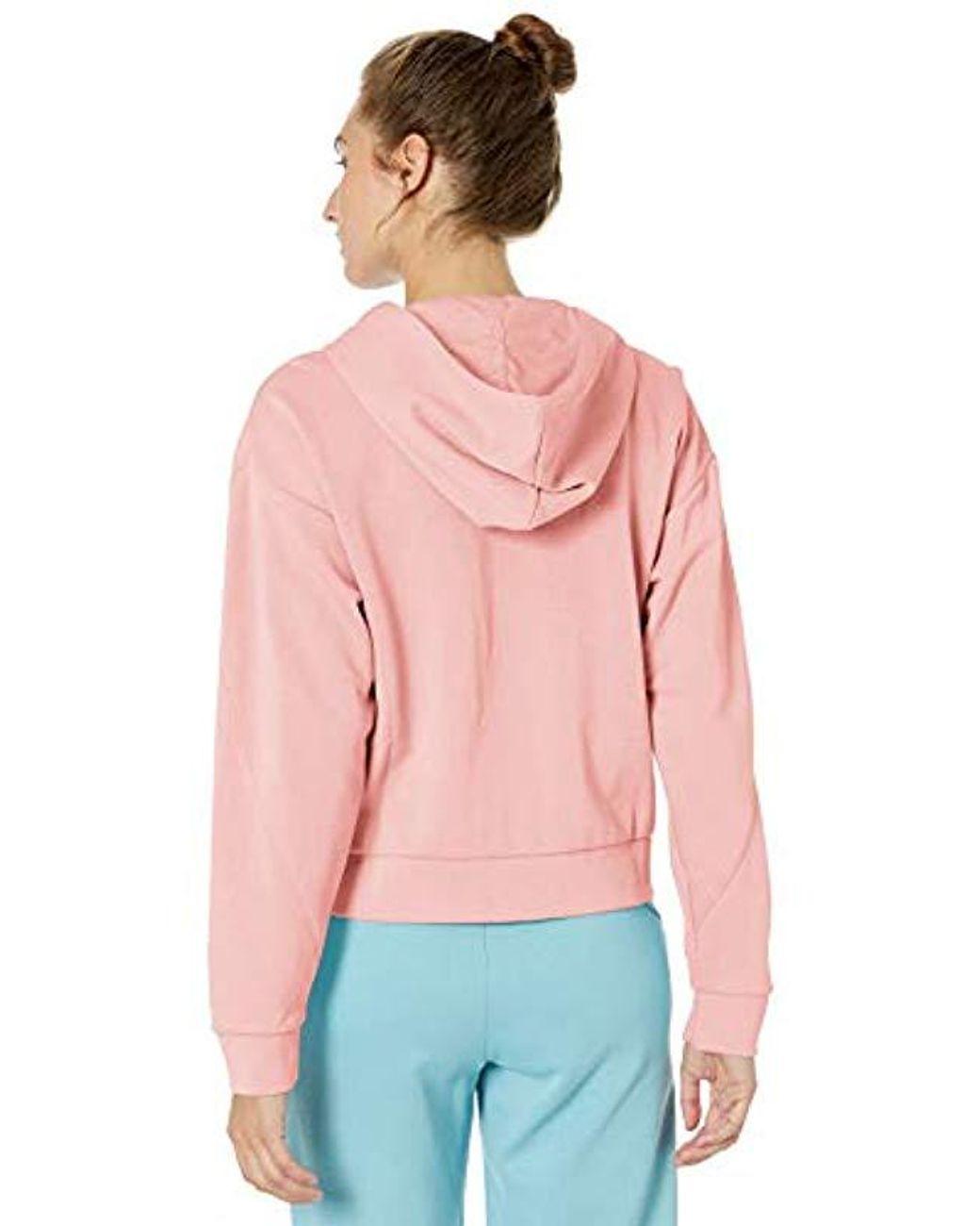 PUMA Modern Sport Crew Damen Sweatshirt bridal rose | L