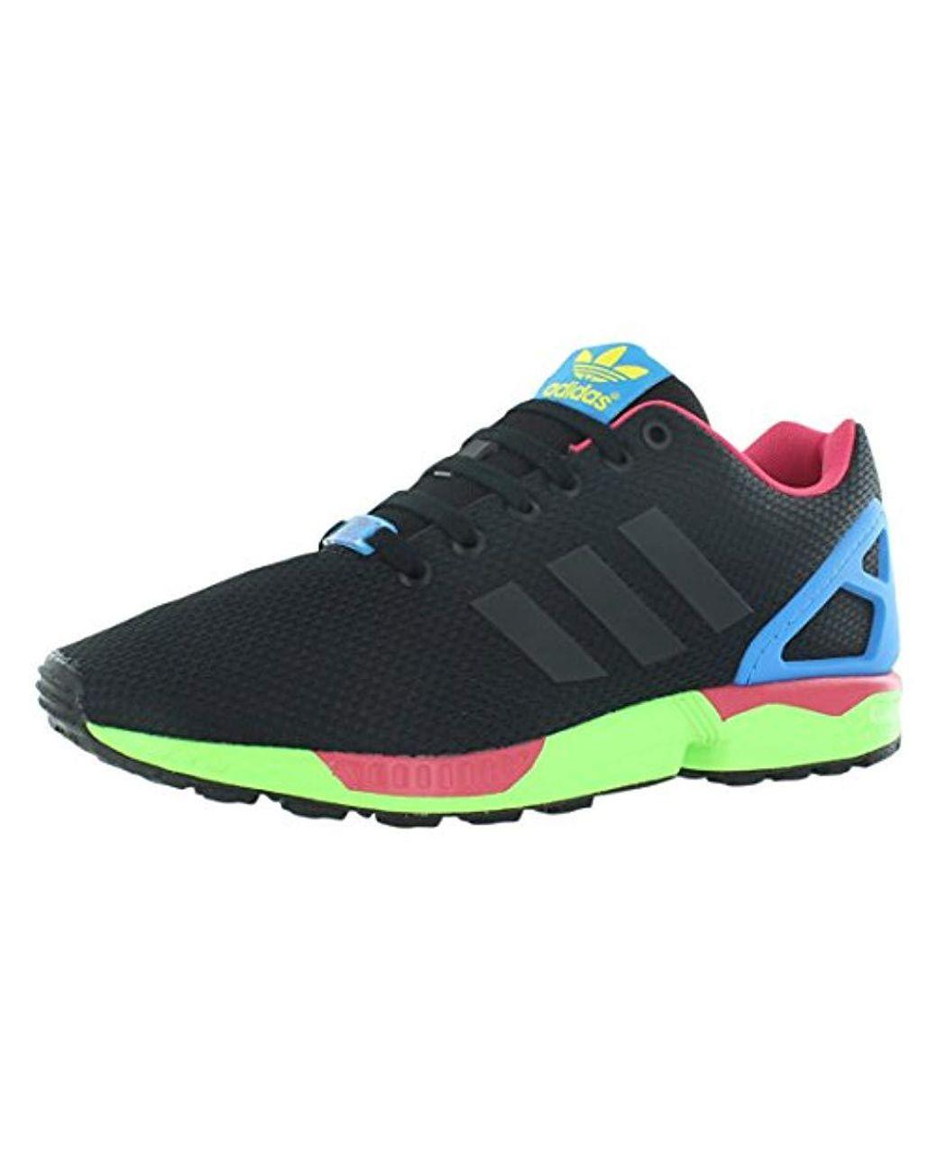 9f5b4ec769d63 Lyst - adidas Originals Zx Flux Sneaker in Black for Men