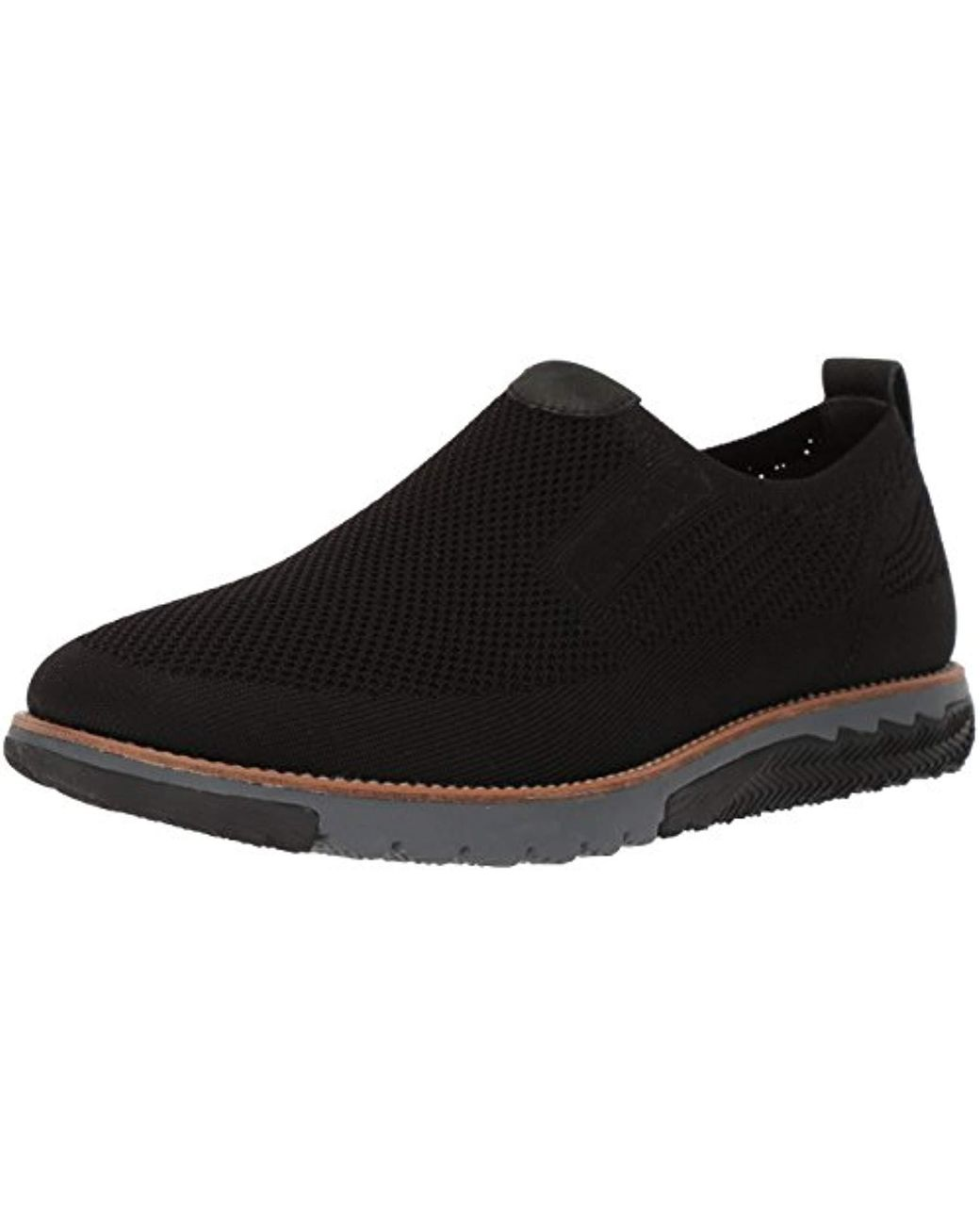 d844d077148 Lyst - Hush Puppies Expert Mt Slipon Loafer in Black for Men - Save 29%