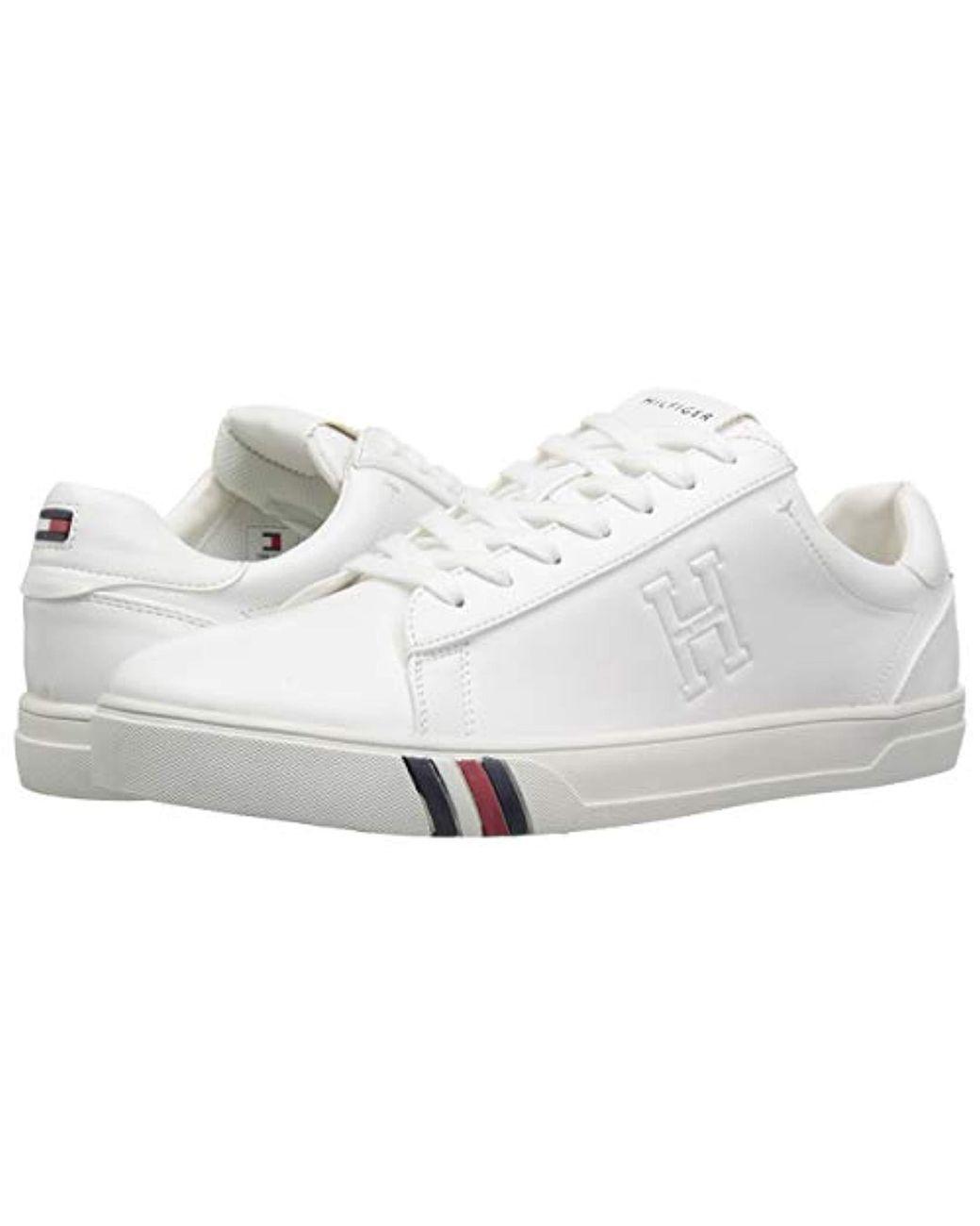 Men's White Jeron Sneaker
