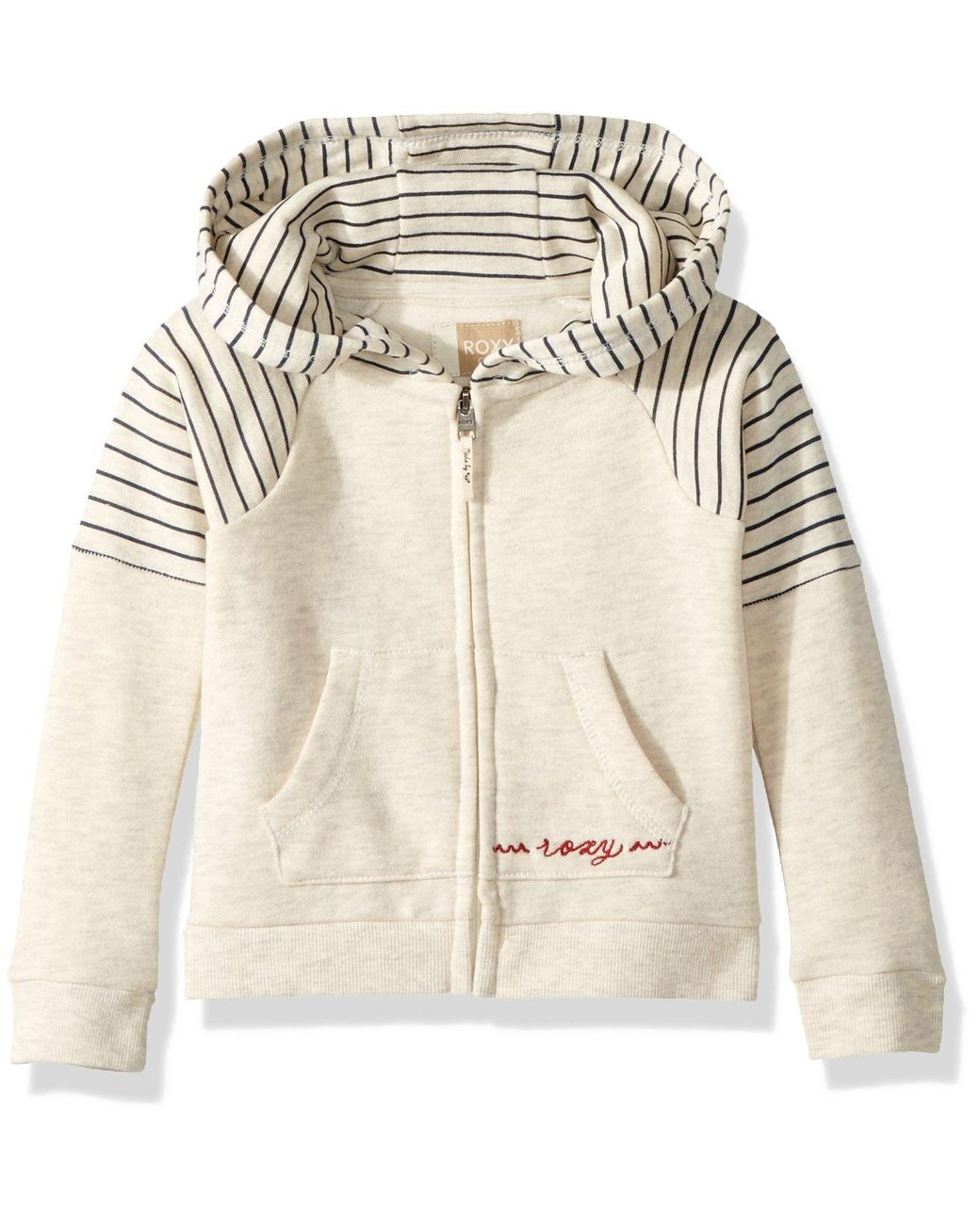G by Guess Sirena Zip Front Cropped Midweight Hoodie Jacket Junior/'s M /& L