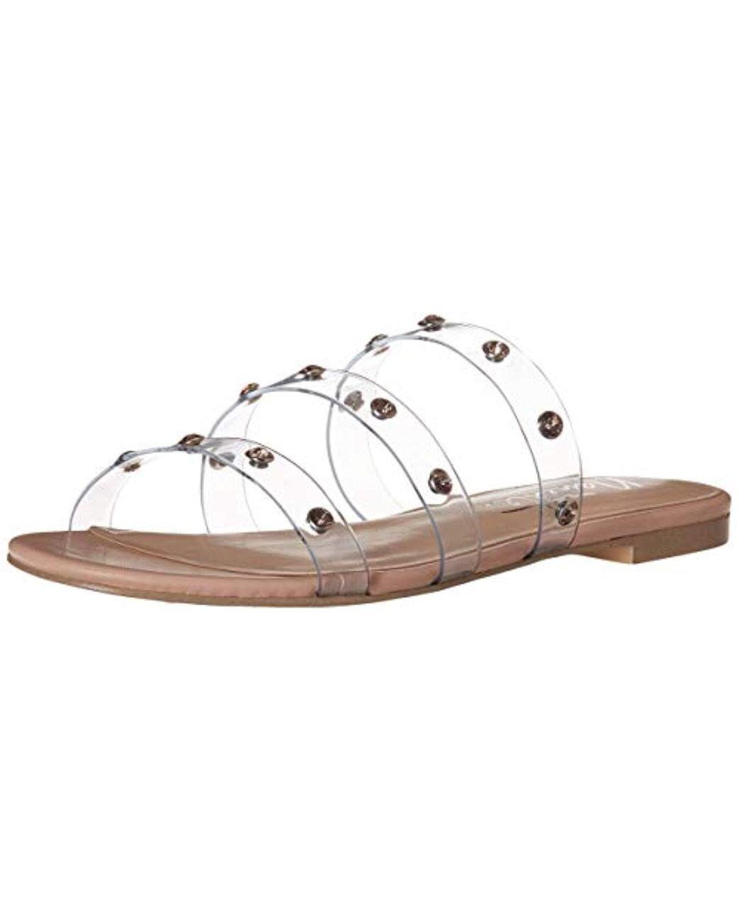 e0feb3e939b0e Women's Violet Flat Sandal