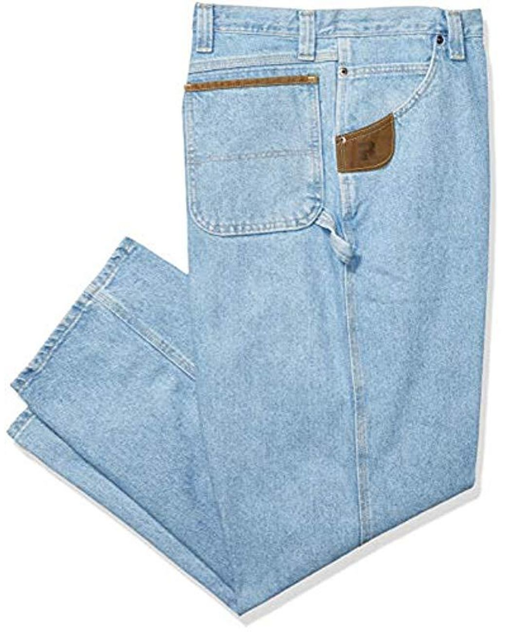 0439f99f Wrangler RIGGS Workwear Big & Tall Carpenter Jean in Blue for Men - Save  18% - Lyst