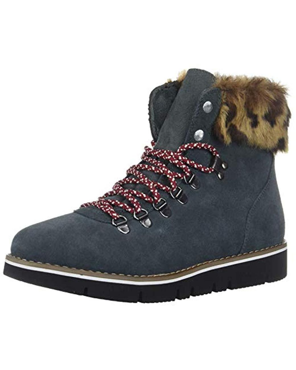 Skechers Bobs Bobs Rocky. Fashion Fur Trim Hiking Boot W