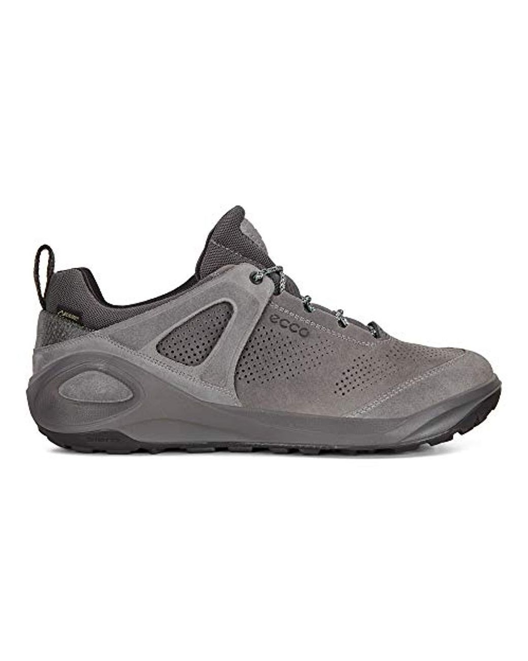 Outdoor Lifestyle Multi-Sport Sneaker Hiking Shoe ECCO Mens Biom 2go Gore-tex-Waterproof