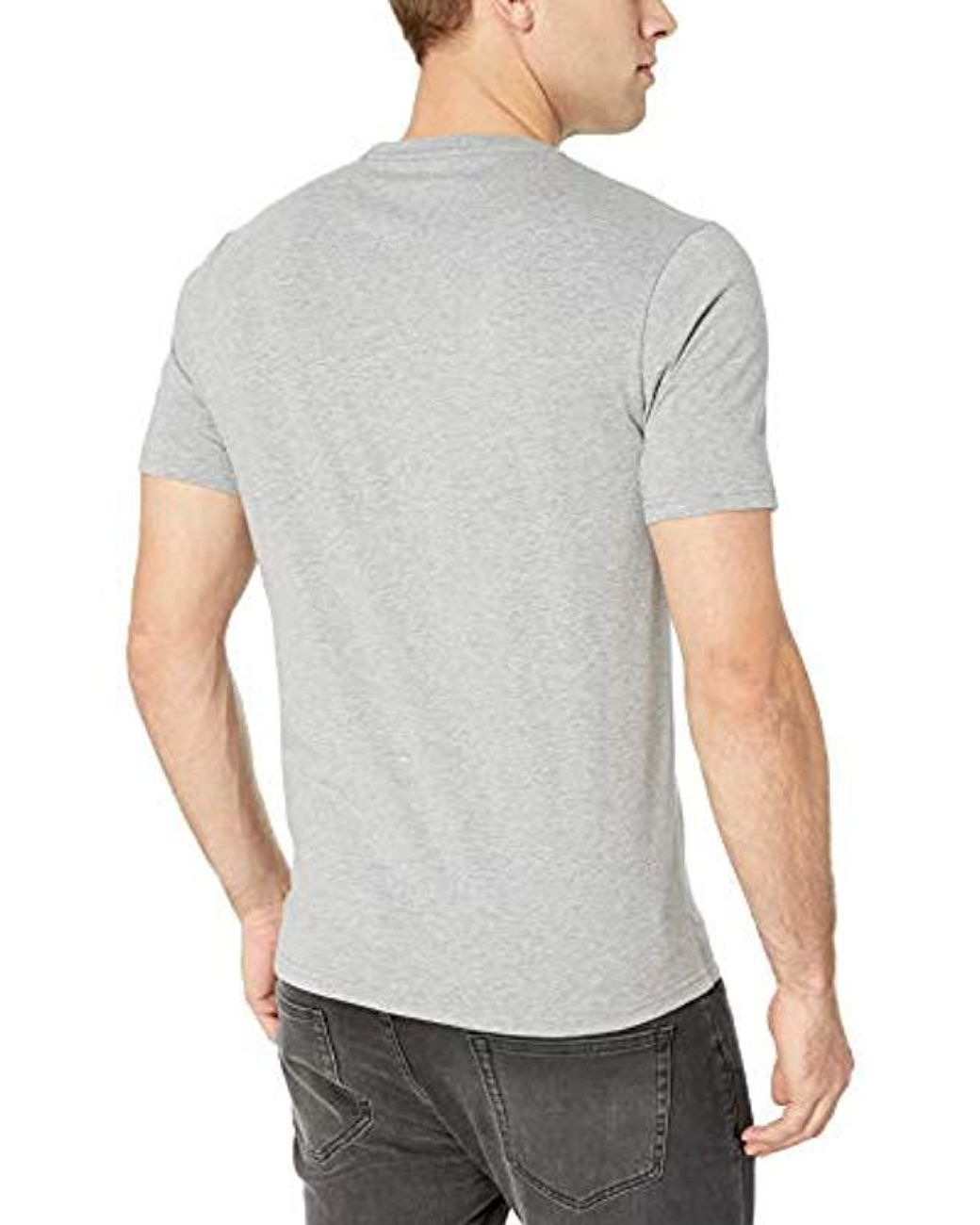 Essentials Mens 2-pack Slim-fit Short-sleeve Crewneck T-shirt Short Sleeve T-Shirt