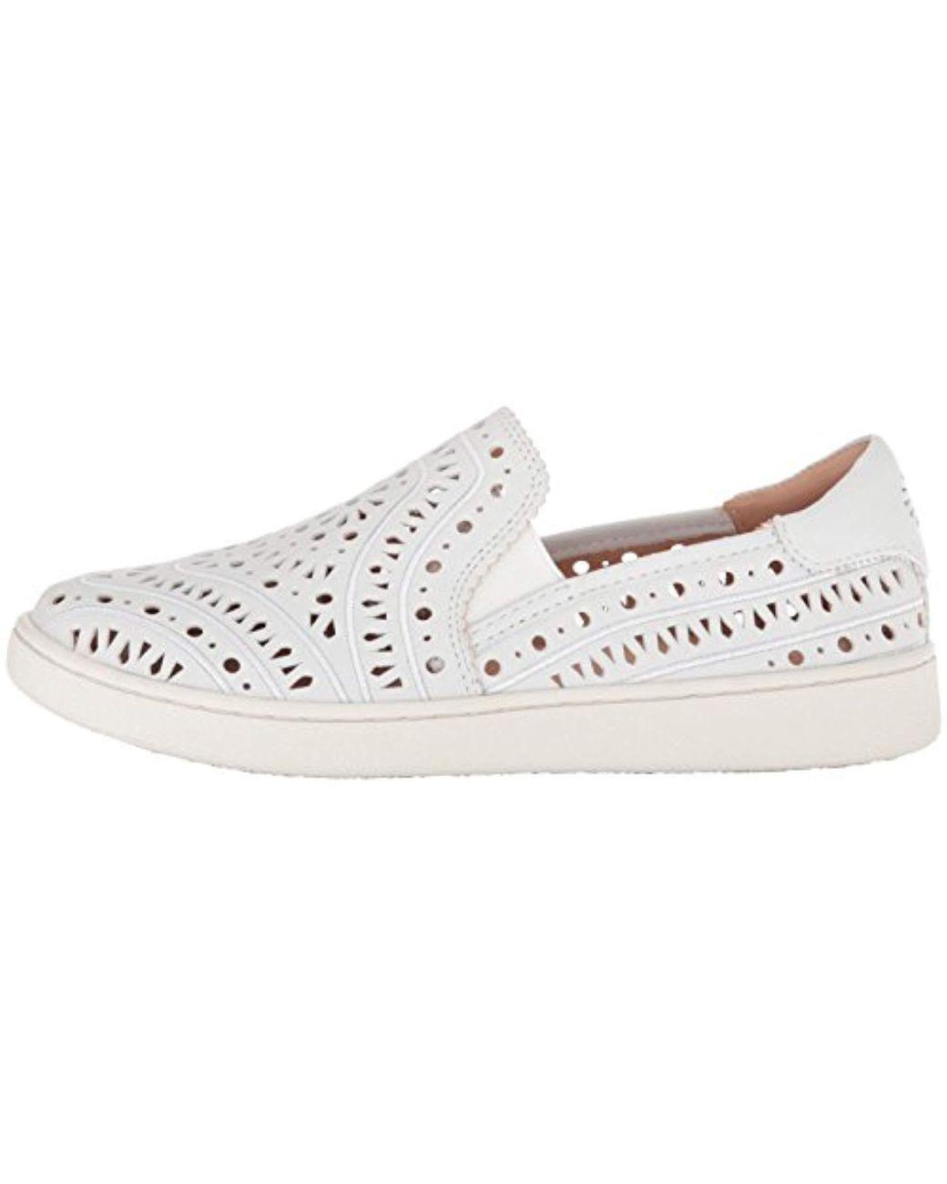 Ugg on Cas high Ankle Slip Women's White zVUMpS