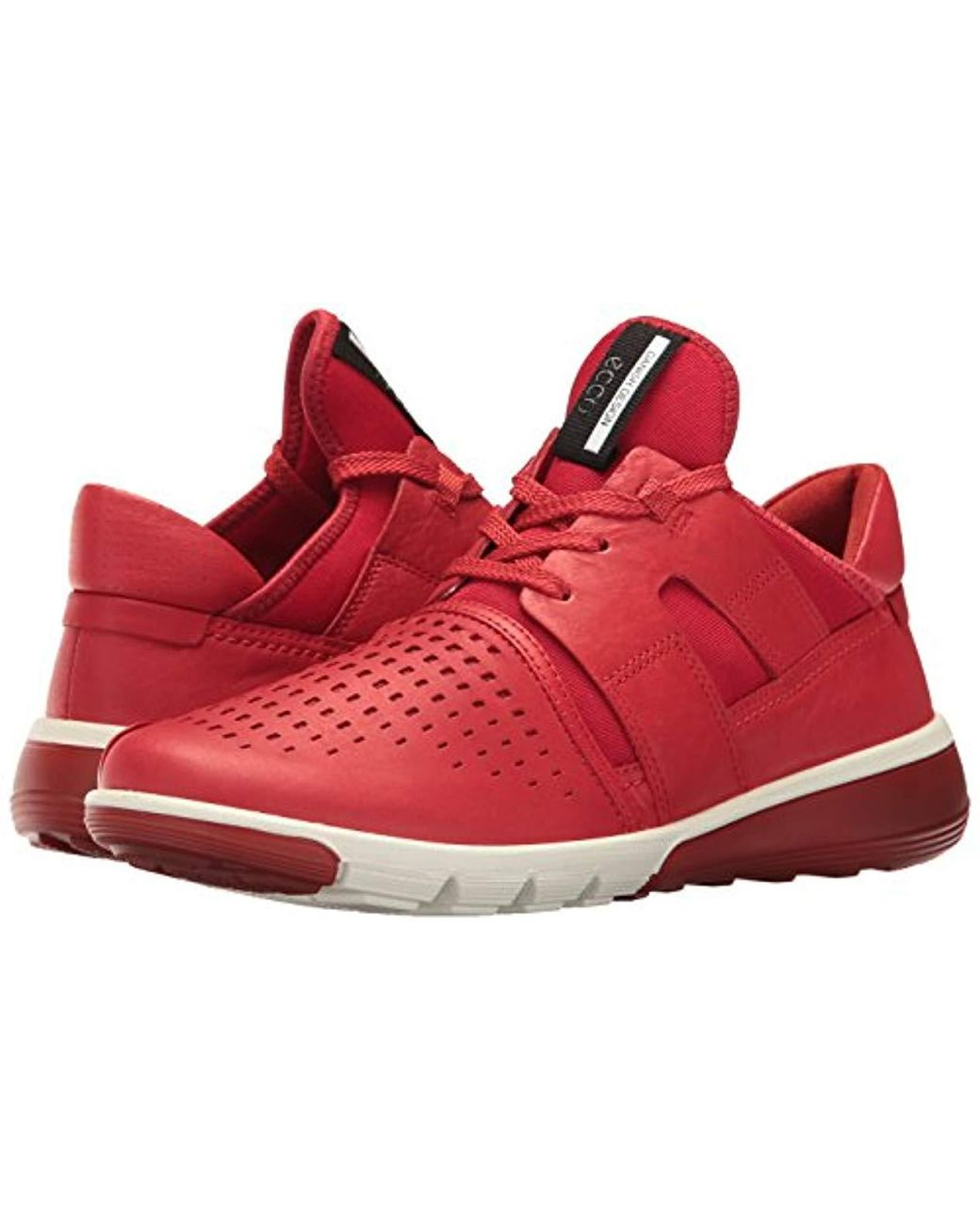 22814be5 Women's Red Intrinsic 2 Fashion Sneaker