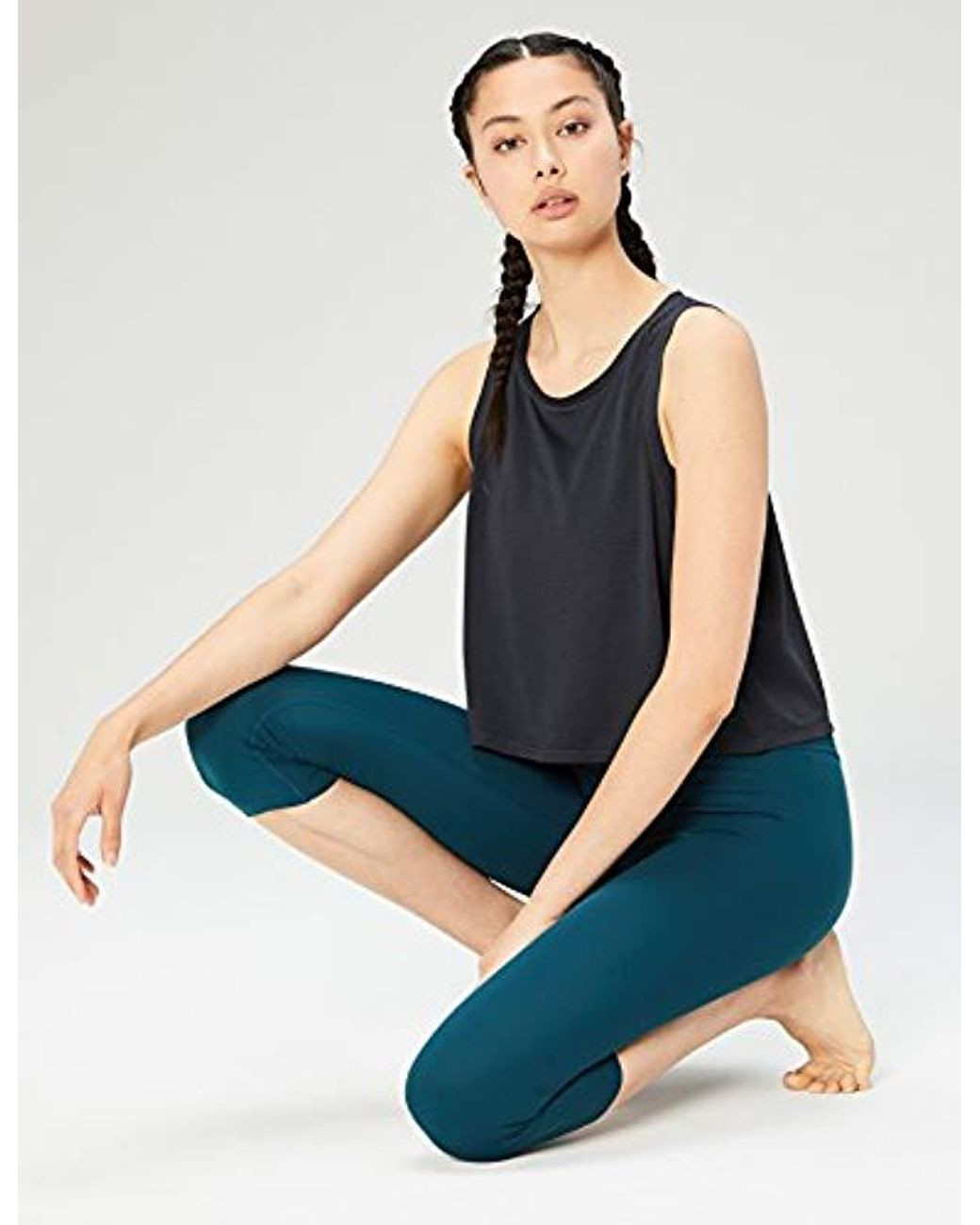 XS-3X Core 10 Womens Icon Series Lace-Up /& Go High Waist Yoga Legging 24