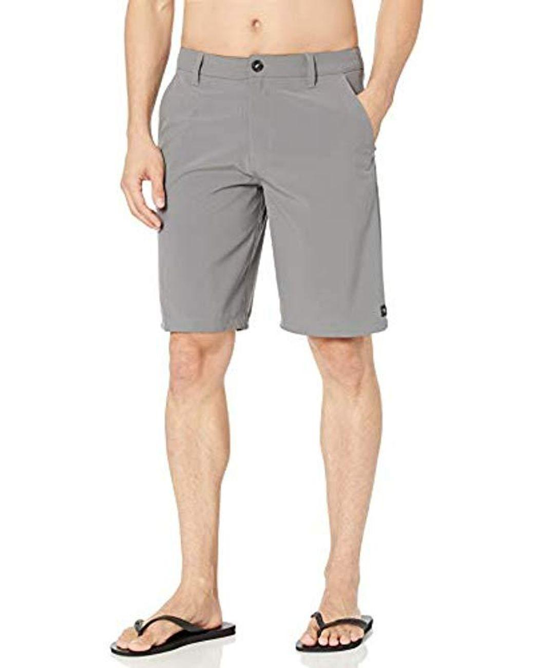 Rip Curl Mens Mirage Jackson 20 Boardwalk Hybrid Shorts