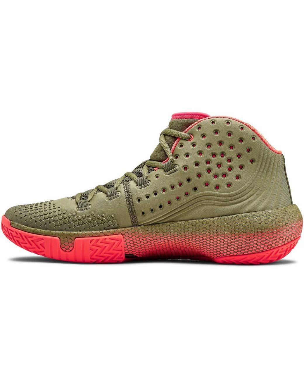 Under Armour UA HOVR Havoc 2 Chaussures de Basketball Homme