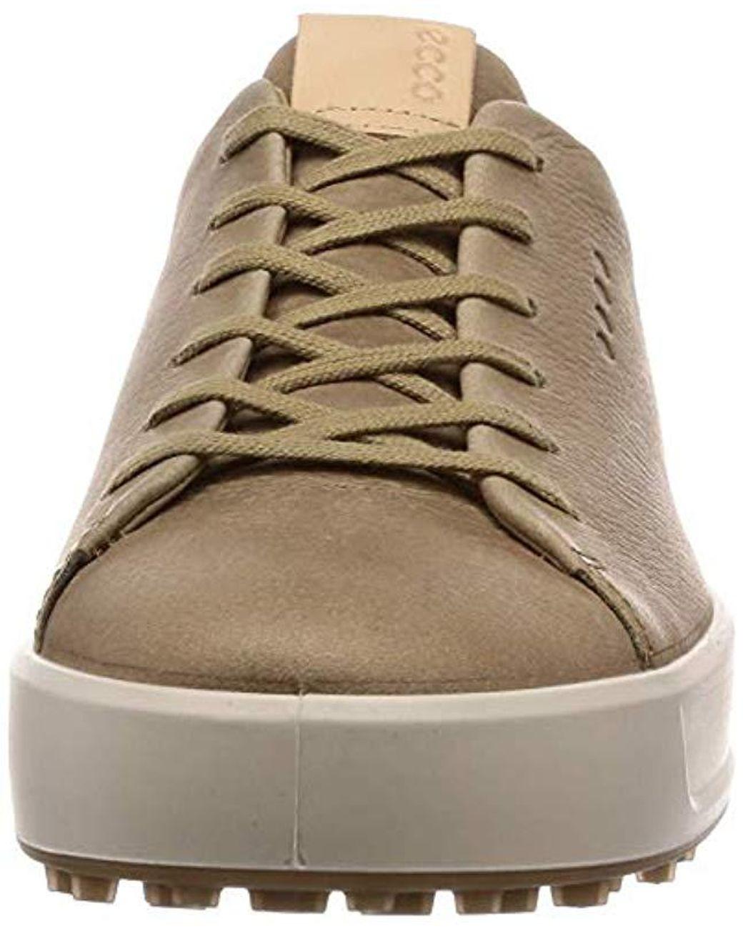 98a6159205b4a Ecco Soft Hydromax Golf Shoe in Brown for Men - Lyst