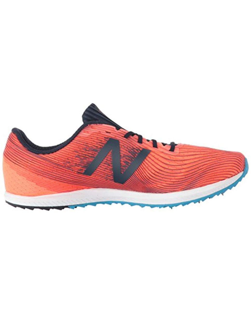 35a304d78796a New Balance 7v1 Cross Country Running Shoe in Orange - Lyst