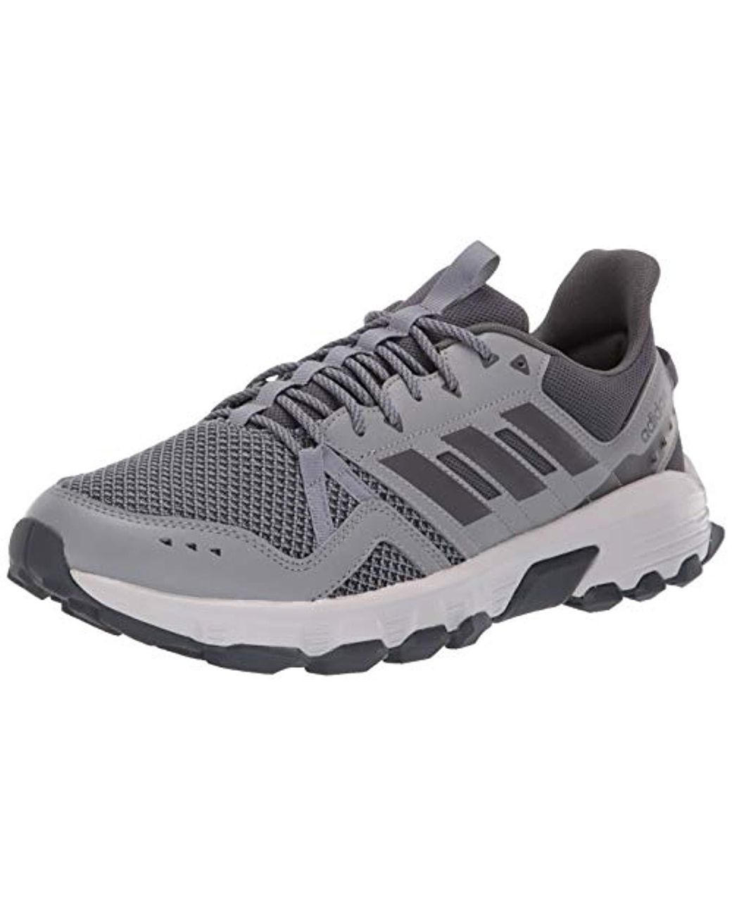 e8d8c46e2 Lyst - adidas Rockadia Trail M Running Shoe in Gray for Men