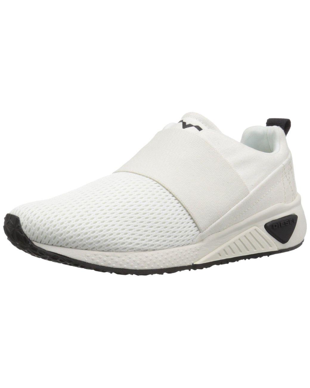 DIESEL Cotton Skb S-kb Elastic-sneakers