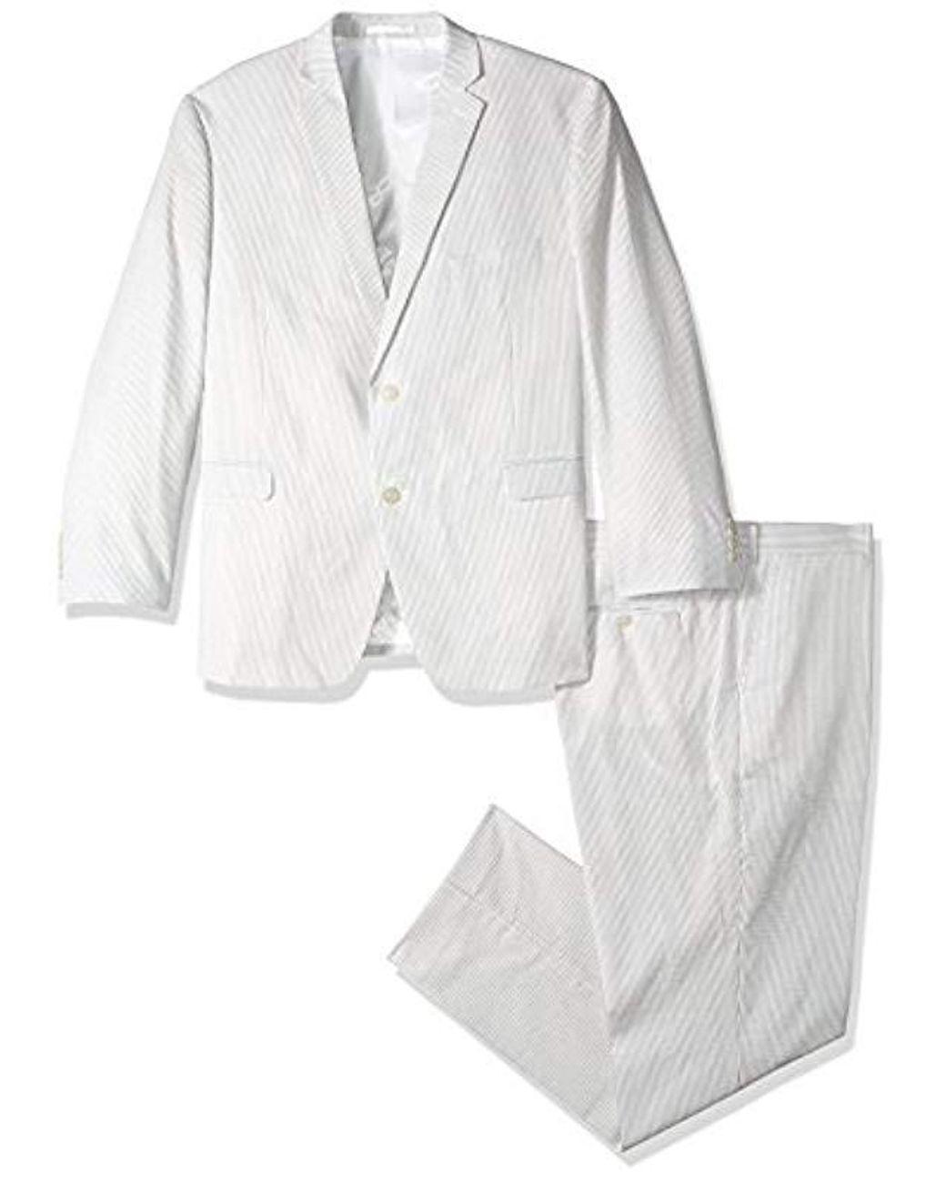 Polo Assn U.S Mens Cotton Suit