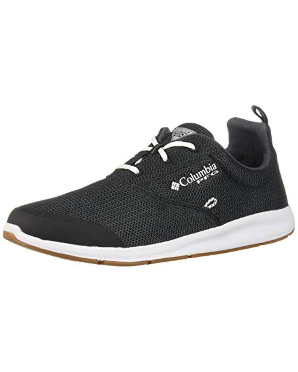 d4a8a60e3b419 Men's Black Delray Cvo Pfg Boat Shoe