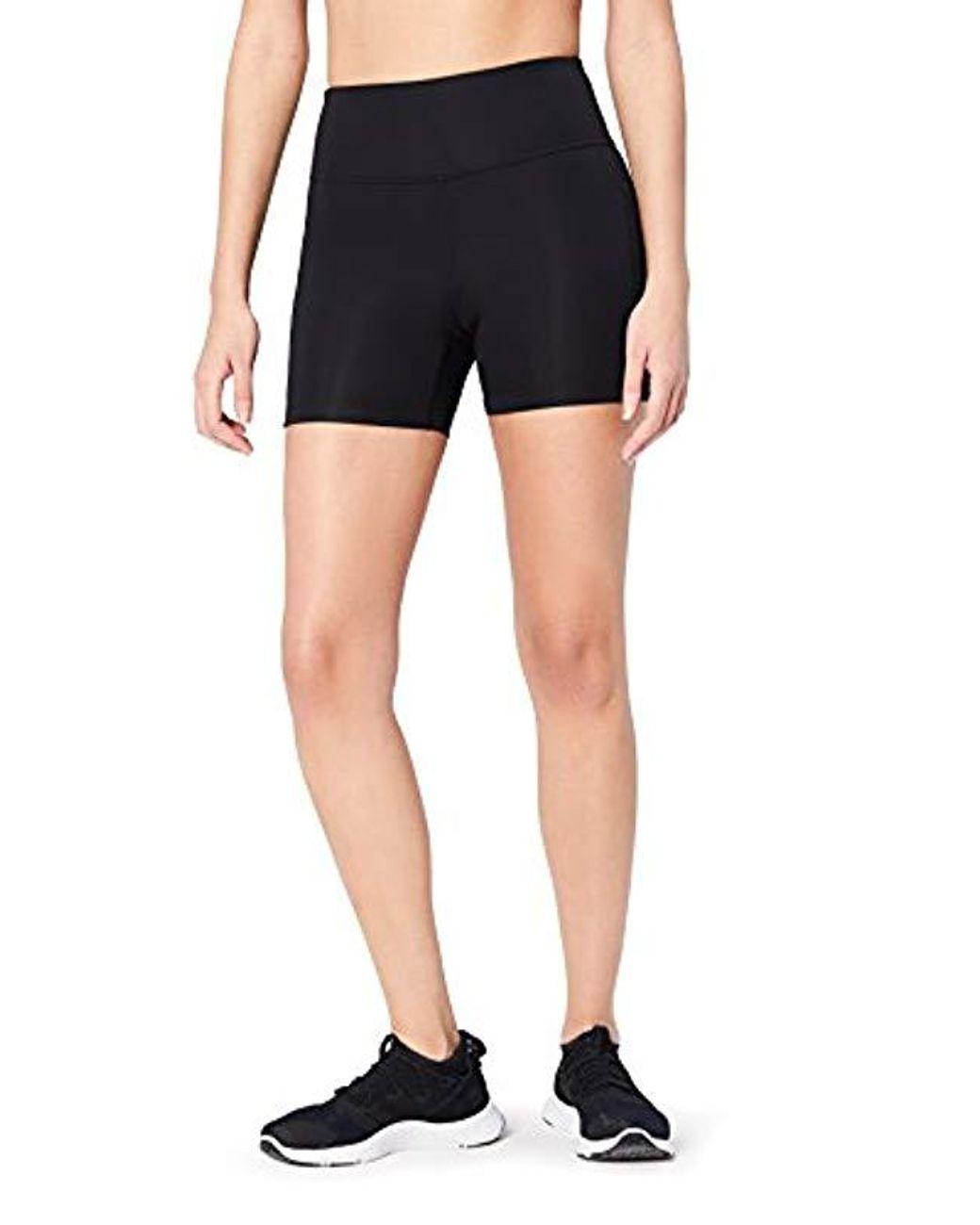 XS-3X All Day Comfort High Waist Short 5 Core 10  Brand Womens