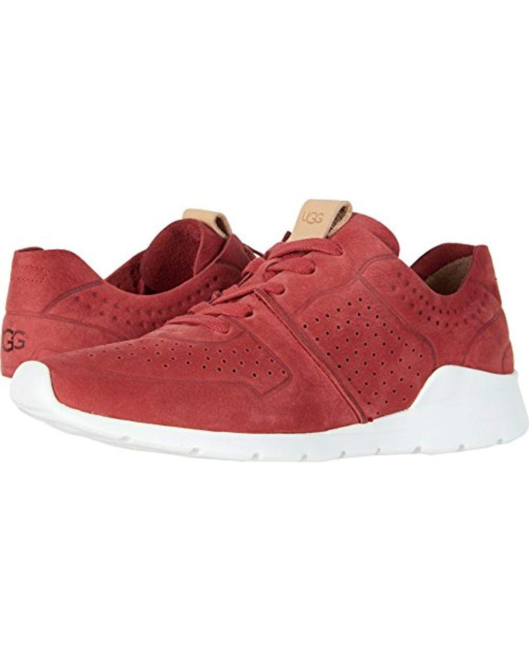 e1dd61a8b37 Women's Red Tye Fashion Sneaker