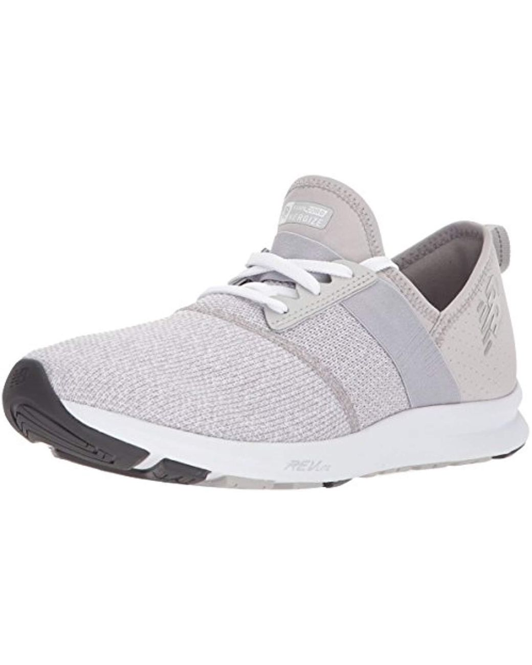 new balance light grey