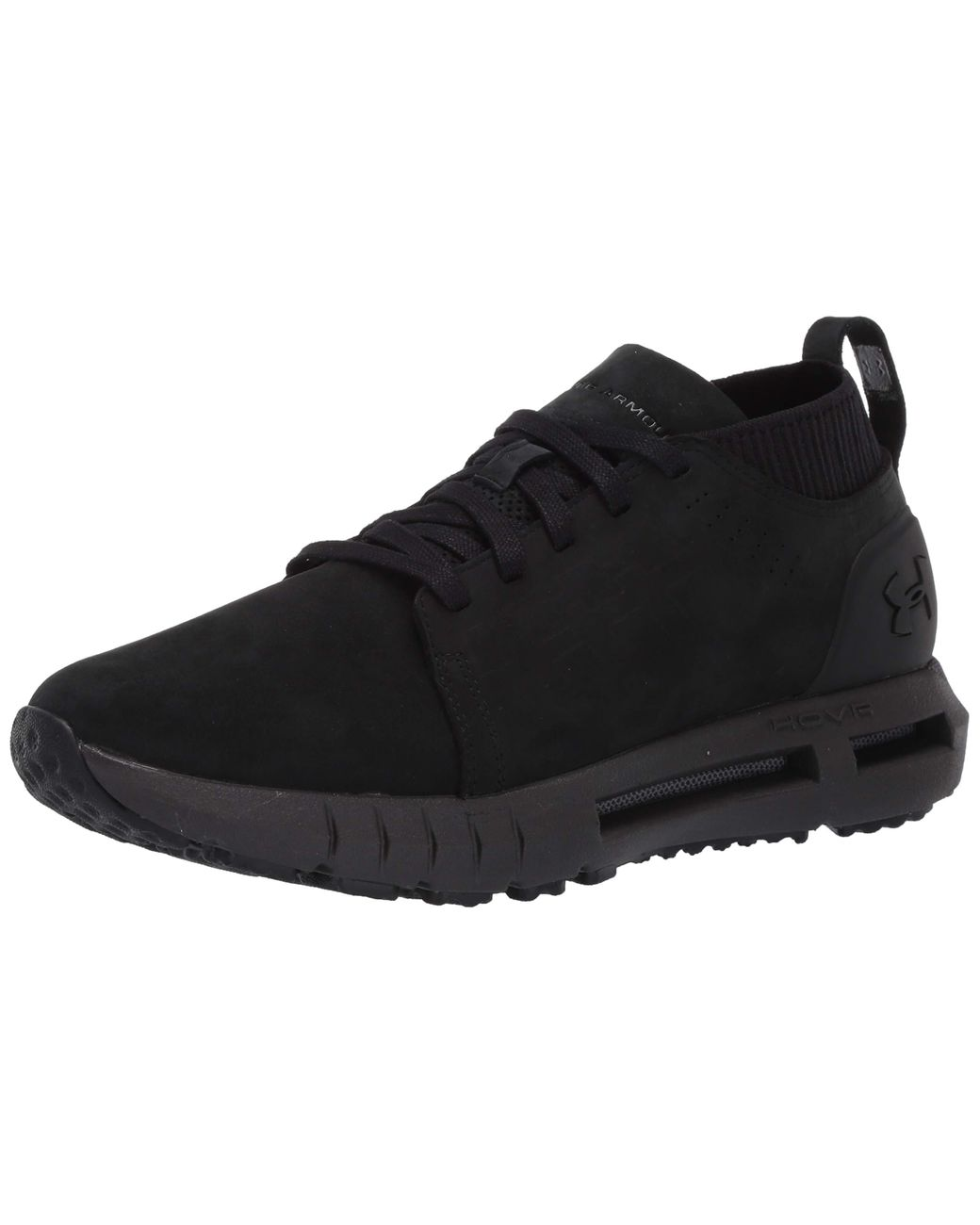 Under Armour Suede Hovr Lace Up Mid Prm