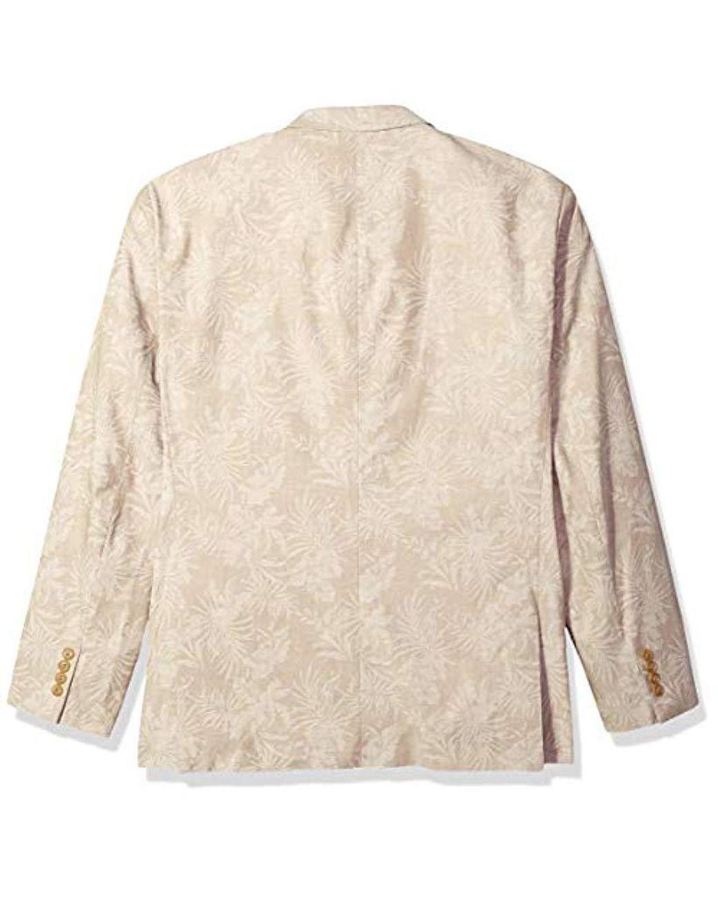 U.S Mens Big and Tall Fancy Cotton Sport Coat Sport Jacket Polo Assn