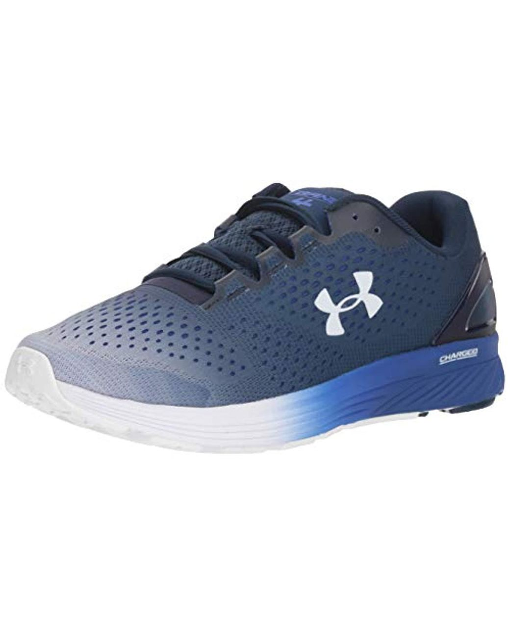 huge selection of d1388 78385 Men's Blue Ua Charged Bandit 4 Training Shoes