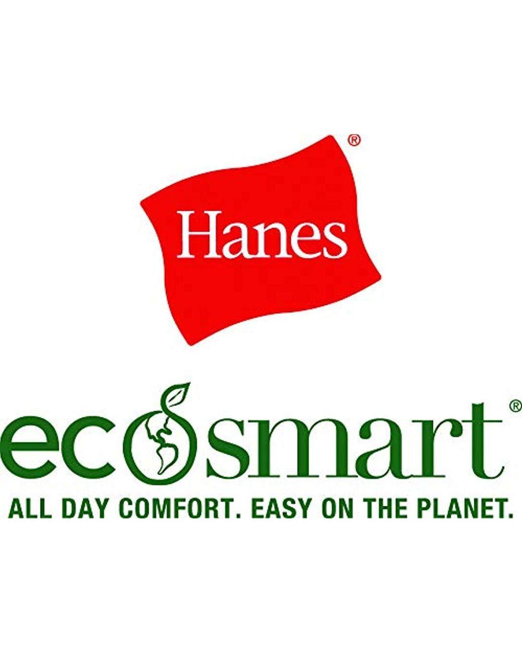 Hanes Men/'s FreshIQ ComfortBlend Over-The-Calf Socks White Pack of 6