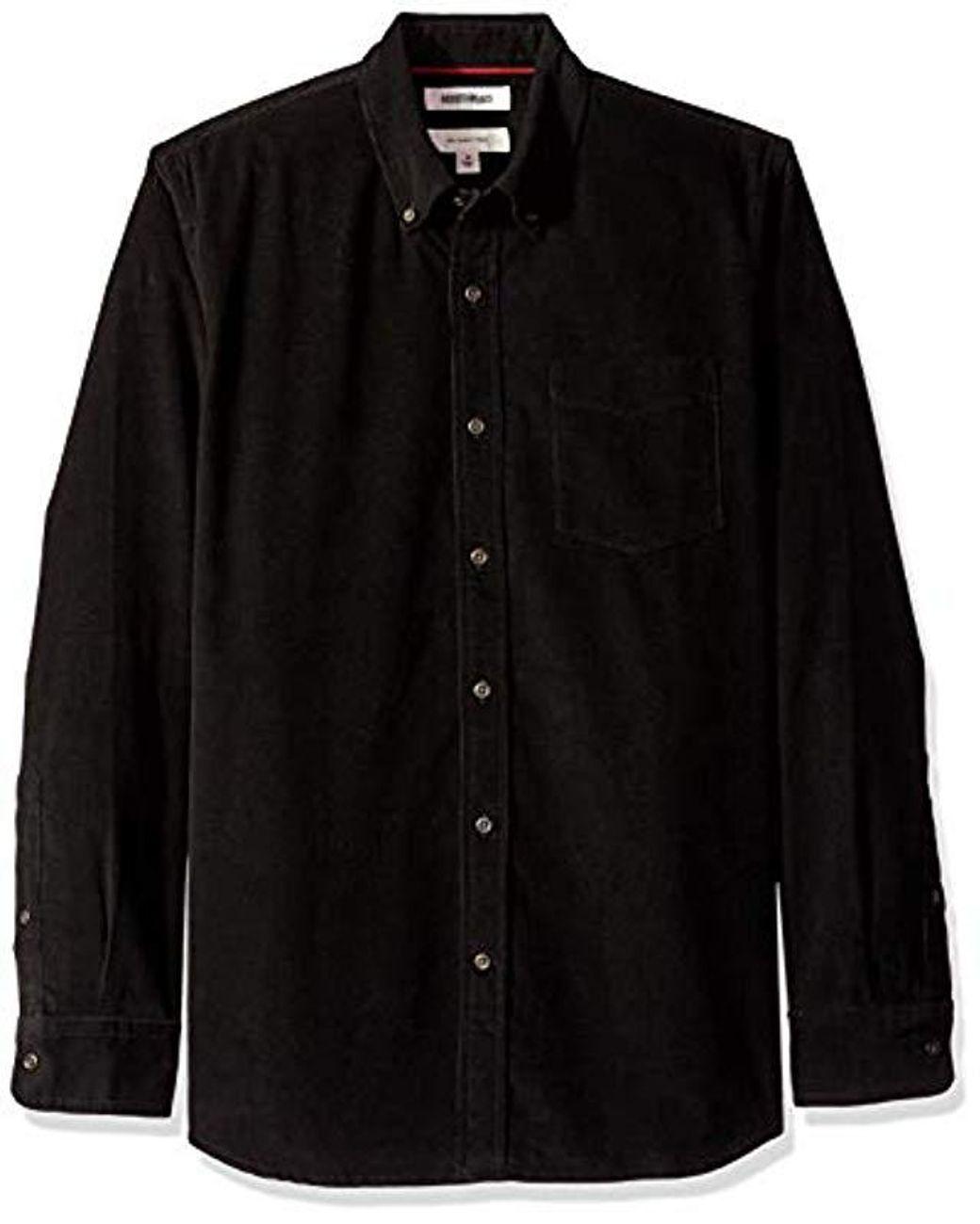 Brand Goodthreads Mens Slim-Fit Long-Sleeve Ripstop Dobby Shirt