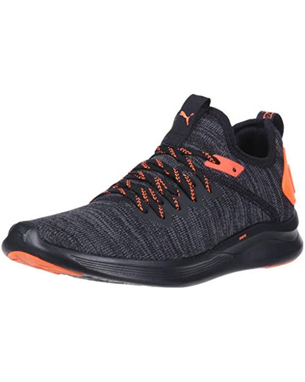official photos 2d87b 80ce3 Men's Black Ignite Flash Evoknit Sneaker