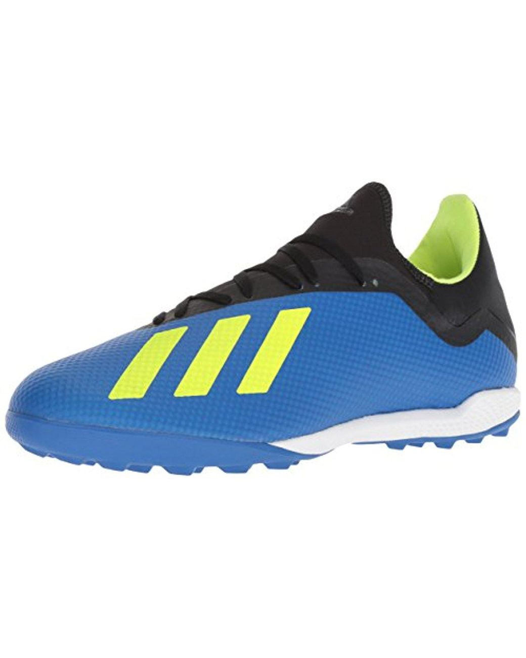 new product a04b5 19cdc Men's Blue X Tango 18.3 Turf Soccer Shoe